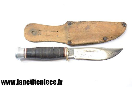 Couteau Français début 20e Siècle. Sabatier