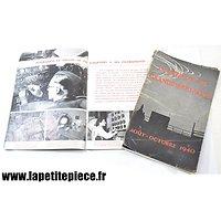 Livrets RAF 1940 pour Soldats Français en Angleterre