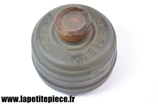 Cartouche FE41 de masque à gaz Allemand