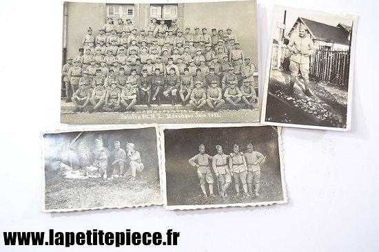Photographies 60 RI Besançon Juin 1932