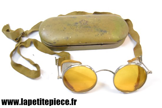 Lunettes américaines 1918 - WILLSON STYLE E1