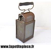 Lanterne Allemande à carbure Première Guerre Mondiale