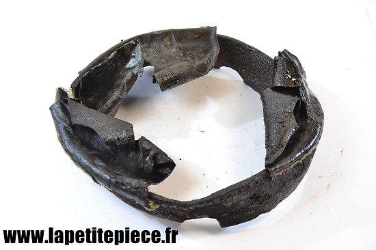 Coiffe de casque Allemand modèle 1916 mauvais état