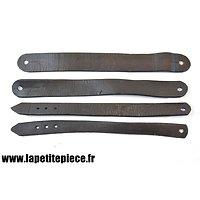 Repro cuirs éperons à la chevalière modèle 1900 - France
