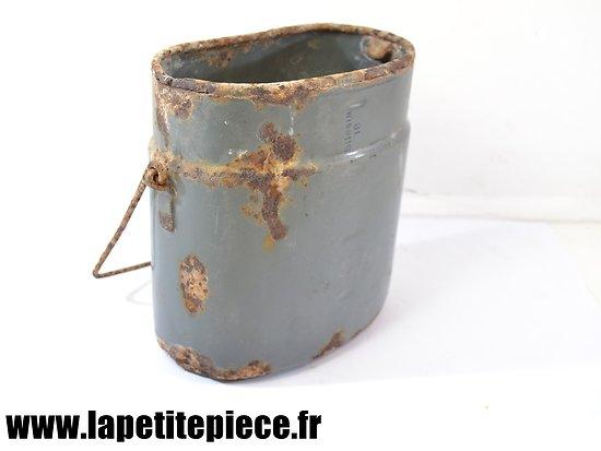 Base de gamelle Allemande modèle 1910 SILESIA 16