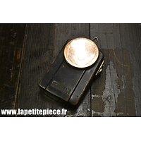 Lampe electrique CIPEL années 1950. Idéal reconstitution WW2