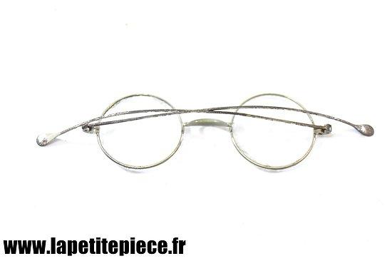 Paire de lunettes Allemandes époque Première Guerre Mondiale