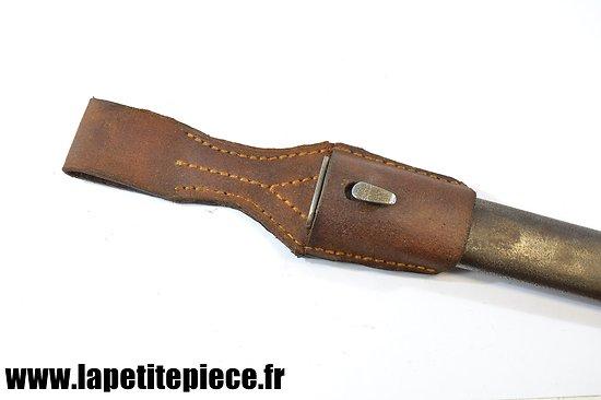 Repro gousset baionnette 98-05 Allemande Première Guerre Mondiale