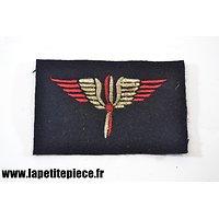 Repro insigne brodé sous-officier Aéronautique Française Première Guerre Mondiale