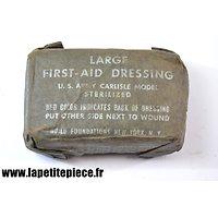 Pansement américain Large First Aid Dressing