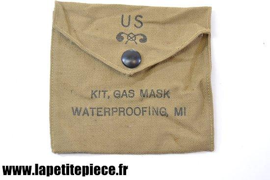 Etui Gas Mask Waterproofing kit M1 - US