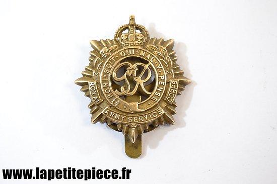 Insigne Anglais RASC Royal Army Service Corps - WW2