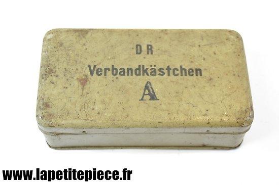 Boite Verbandkästchen DR A années 1930