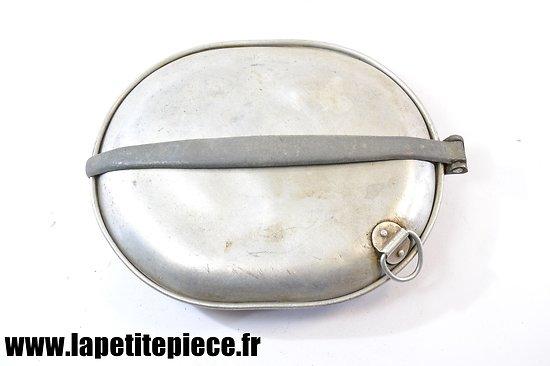 Gamelle de style US 1918, fabrication Français marché civil