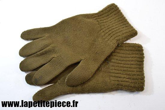 Paire de gants de style US WW2