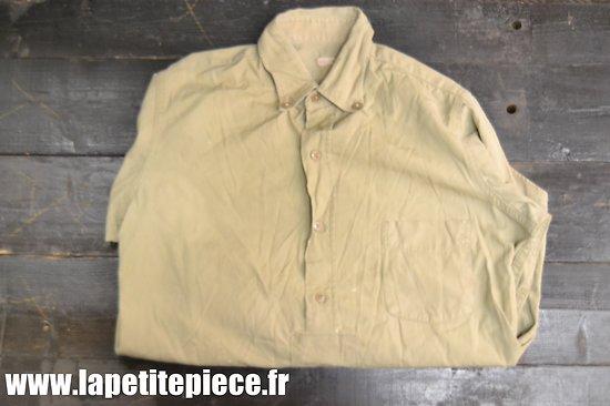 Repro chemise de style 1935 - France