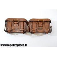 Repro cartouchières Allemandes modèle 1887 - Première Guerre Mondiale