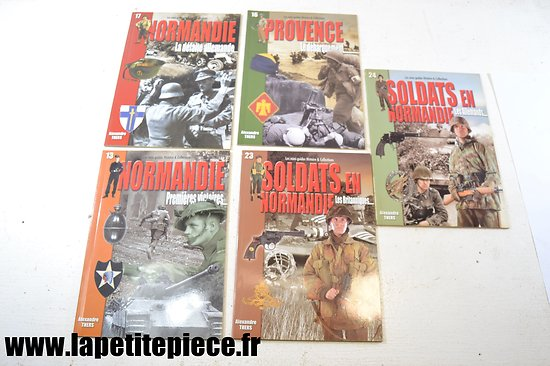 Mini-guides Histoire & Collections NORMANDIE