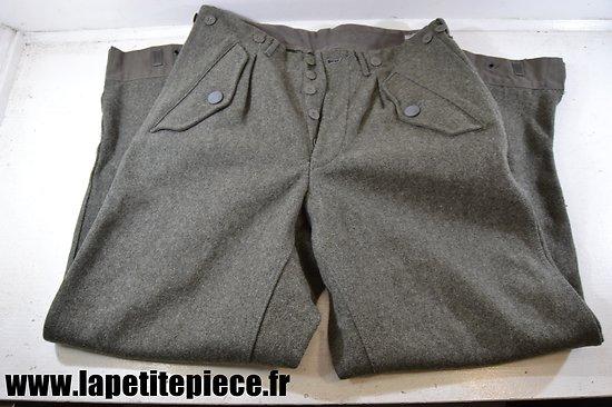 Pantalon Suédois, idéal repro Pantalon Allemand
