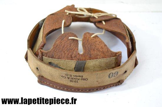 Repro coiffe casque Allemand modèle 1916 60cm