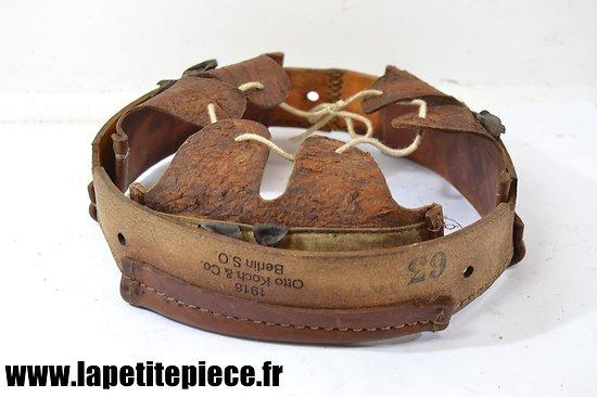 Repro coiffe casque Allemand modèle 1916 63cm