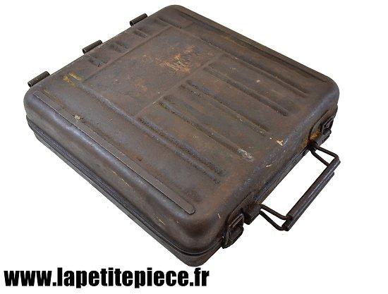 Caisse de transport Mortier Brandt de 81mm 1927/31 - 3 coups