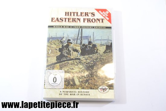 Hitler's eastern front - a newsreel history of the war in Russia