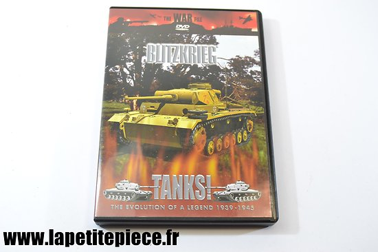 Blitzkrieg - Tanks the evolution of a legend 1939 - 19145