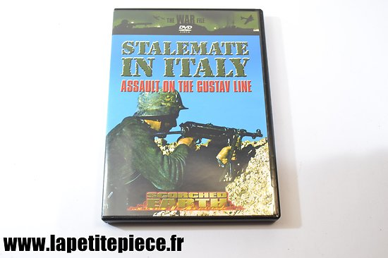 Stalemate in Italy - Assault on the Gustav Line