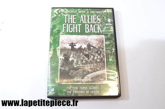 The Allies fight back 1941 1941