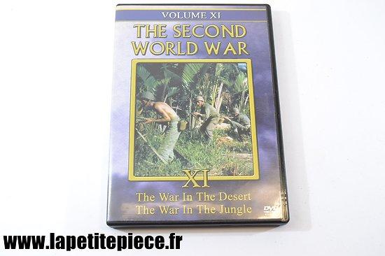 The war in the Desert - the war ine the Jungle - The Second World war volume XI