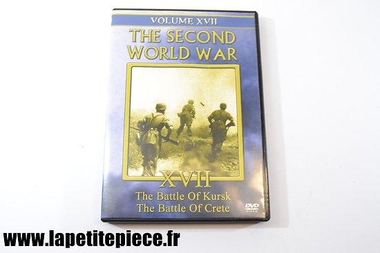 The Battle of Kursk - the battle of Crete - The second world war volume XVII