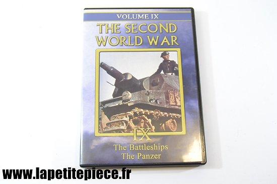 The Battleships / The Panzer - the second world war volume IX
