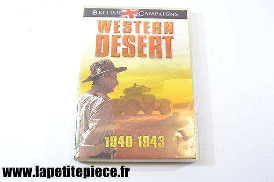 Western Desert - british Campaigns 1940 - 1943