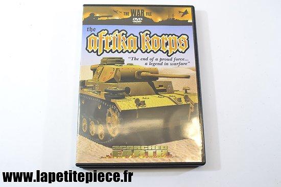 The Afrika Korps - the war file
