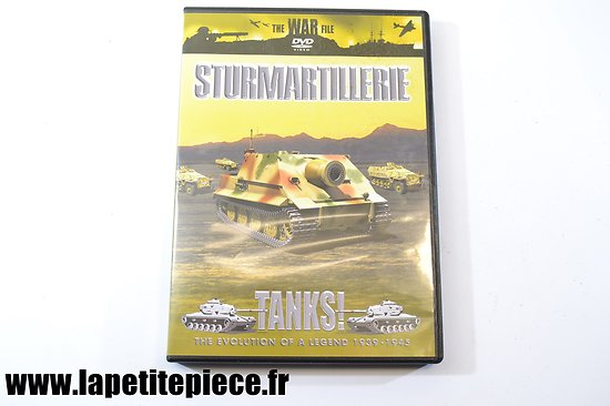 Sturmartillerie - tanks ! the evolution of a legend 1939 - 1945
