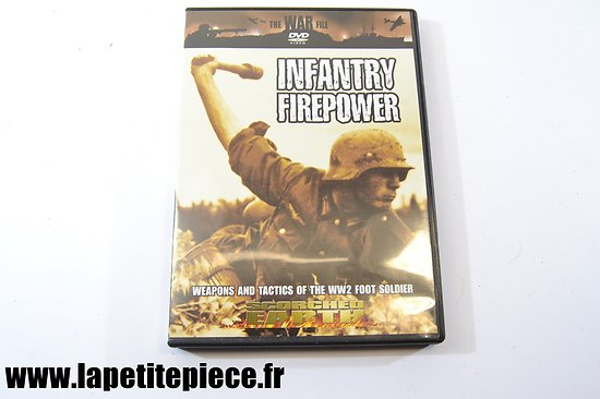 Infantry Firepower - the war file
