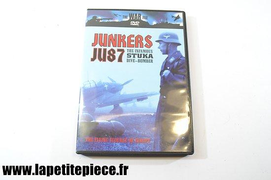 Junkers JU87 the infamous stuka dive-bomber