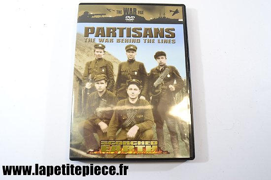 Partisans the war behind the lines