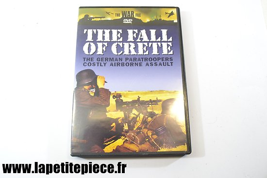 The fall of Crete - the german Paratroopers costly airborne assault