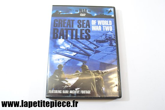 Great Sea Battles of world war two