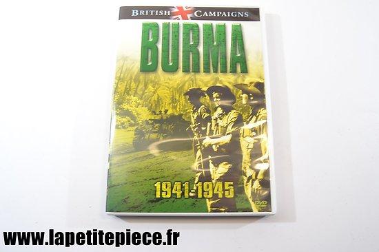 Burma - british campaigns 1941 -1945