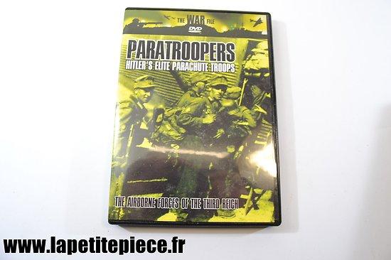 Paratroopers Hitler's elite parachute troops