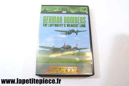 German bombers - the luftwaffe's weakest link