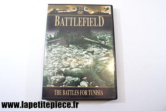 The battles fir Tunisia - the war file Battlefield