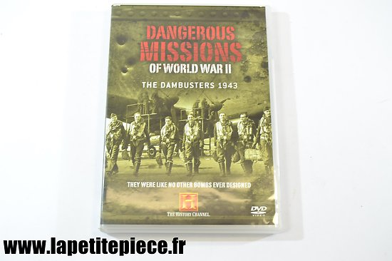 The Dambusters 1943 - Dangerous missions of the world war II