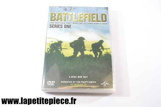 Battlefield the battles that won the second world war series one