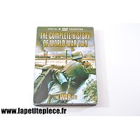 The complete history of world war two - the war file 3 DVD