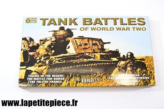 Tank battles of world war two - the war file 6 DVD