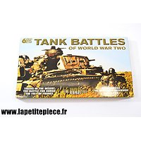 Tank battles of world war two - the war file 6 DVD